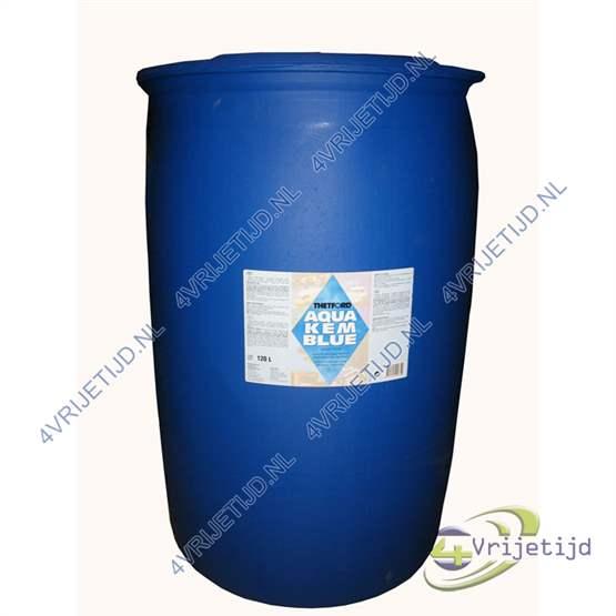 aqua kem blue instructions