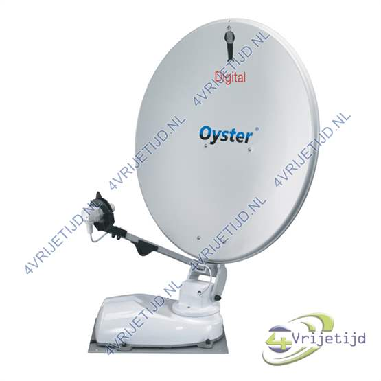 Oyster 85 Vision Zonder Receiver