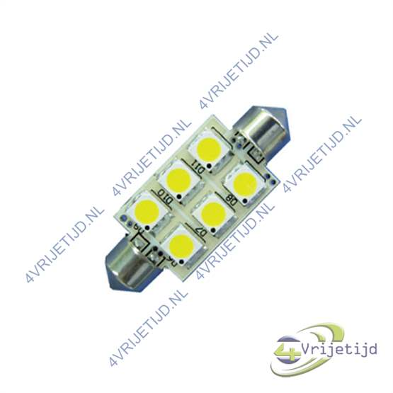 Gimeg LED Festoon F42-6
