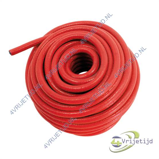 Accu kabel rood zekering 16mm 1,5m