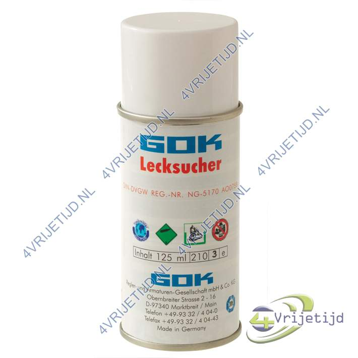 GOK lekzoeker spray 400ml