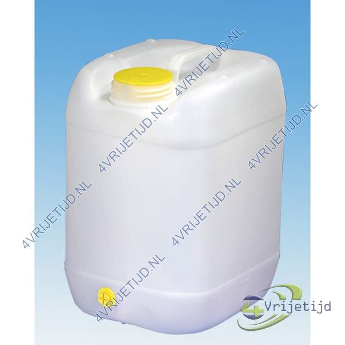 Jerrycan + Greep 25 liter Grote Dop