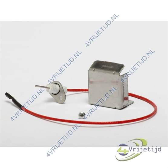 Campingaz Piezo-ontsteking Electrode + holder Texas