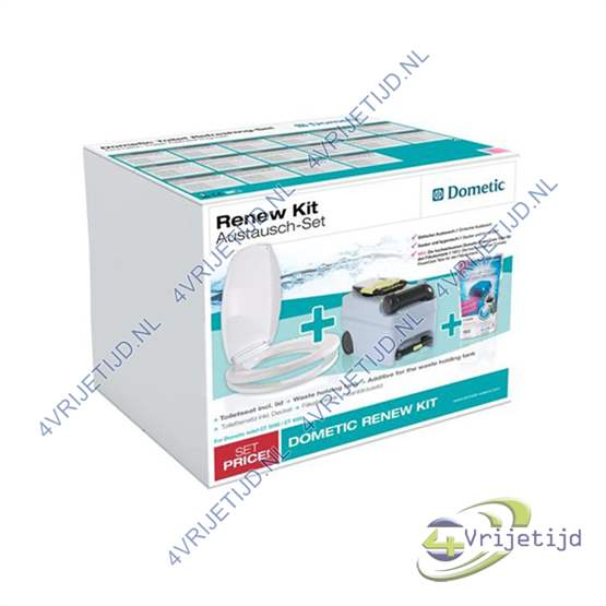 Dometic toiletaccessoires renewkit CT3000 / CT4000