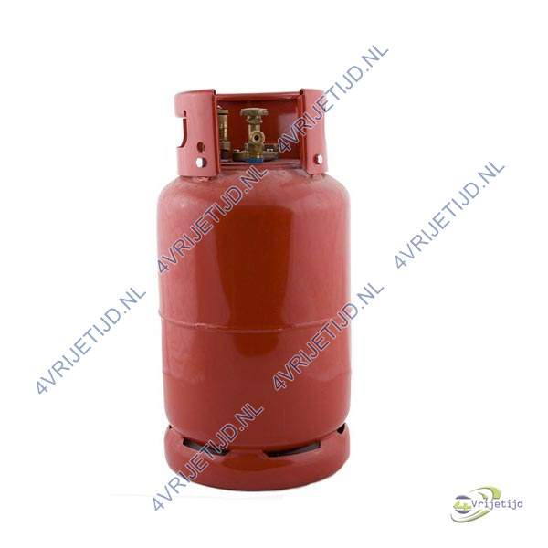 GMS LPG Dampfles 27L Staal Knie 1/2inch SAE