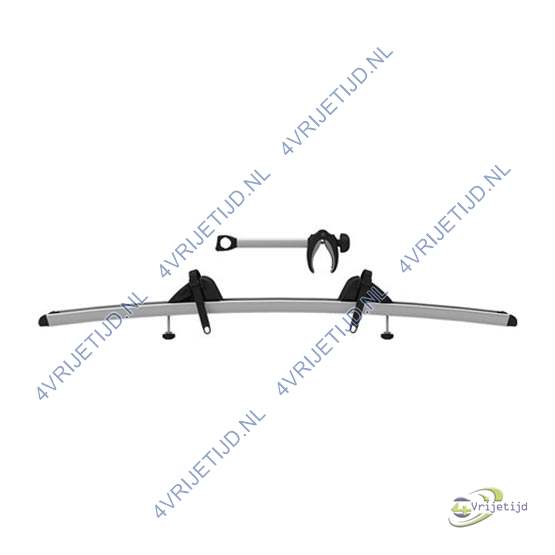 Thule 3e rail met Bike Holder 3 Elite G2